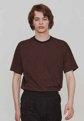 B.R.B T Shirt (Brown)
